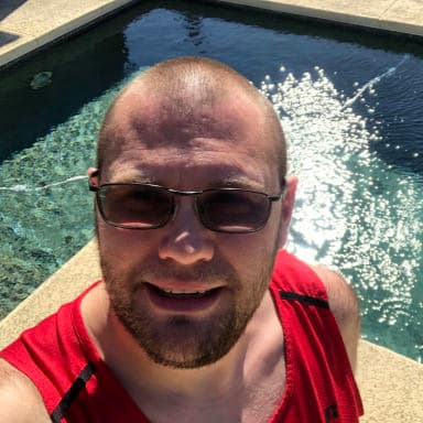 Image of the Pool Owner Josh